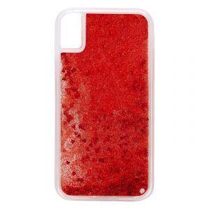 iPhone XR Glitter Case - Blue