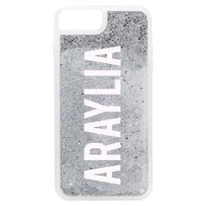 iPhone 7 Plus/8 Plus Glitter Case - Silver