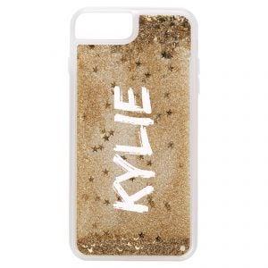 iPhone 7 Plus/8 Plus Glitter Case - Gold