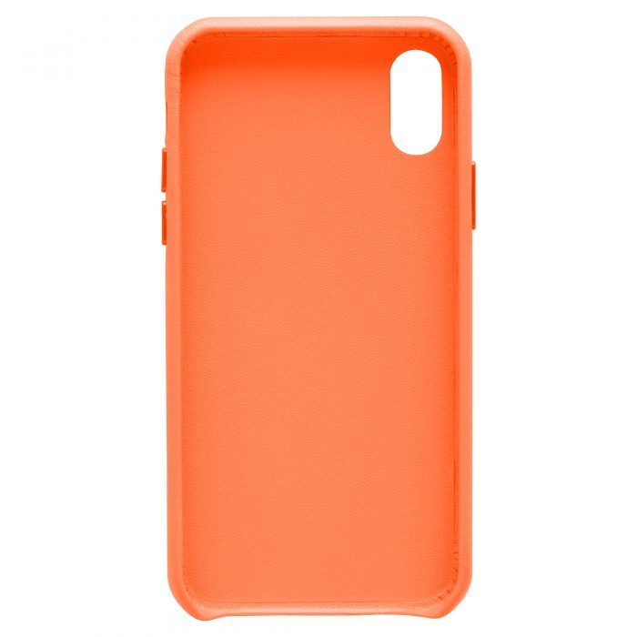 iPhone X/XS Full Wrap Case - Orange