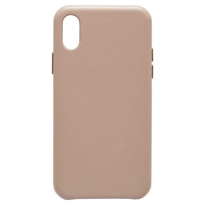 iPhone X/XS Full Wrap Case - Taupe