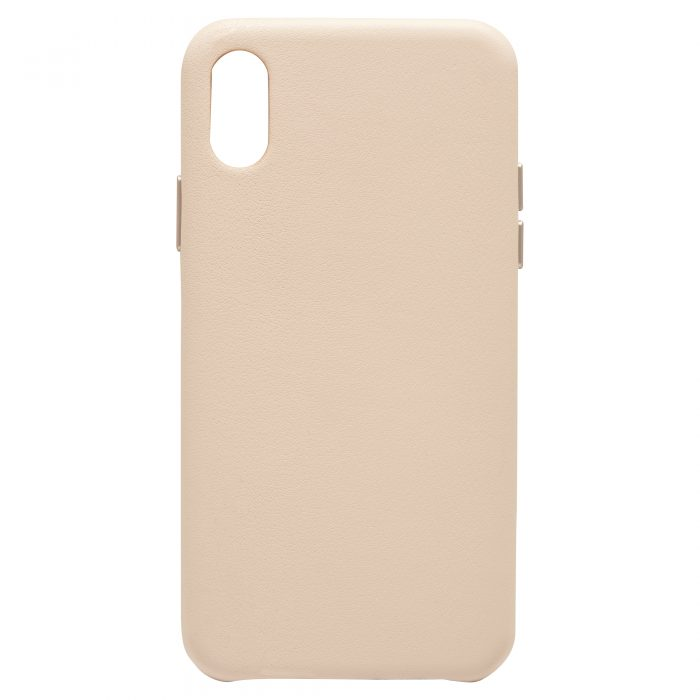 iPhone X/XS Full Wrap Case - Nude