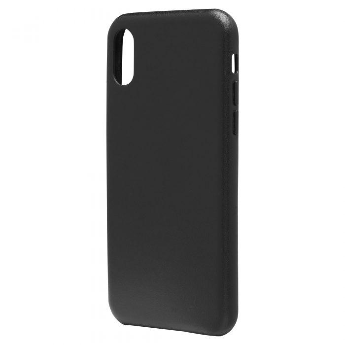 iPhone X/XS Full Wrap Case - Black