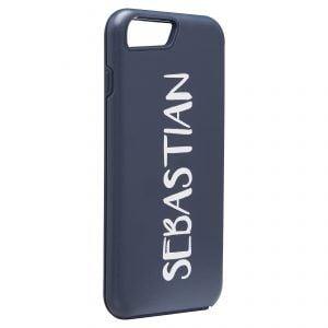 iPhone 7 Plus/8 Plus Heavy Duty Case - Grey