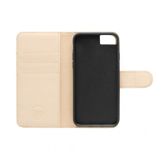 iPhone 6/6S Leather Wallet Case- Nuud