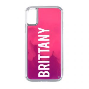 iPhone 6/6S Neon Sand Case- Blue/Purple