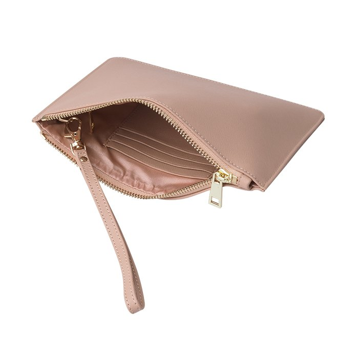 Classic Pouch- Taupe