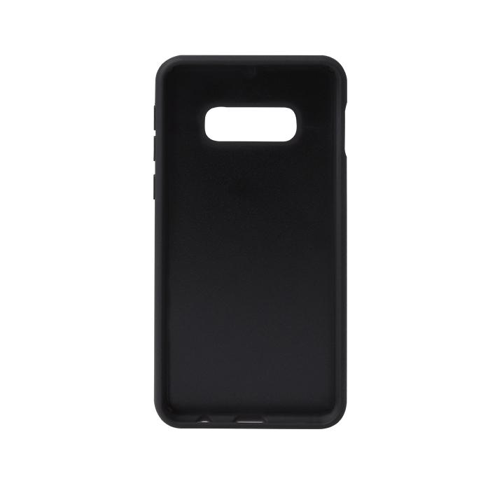 Samsung S10e Nappa Leather Case - Black