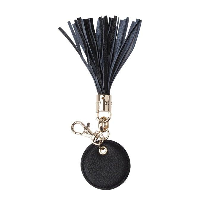 Tassel Keyring- Black