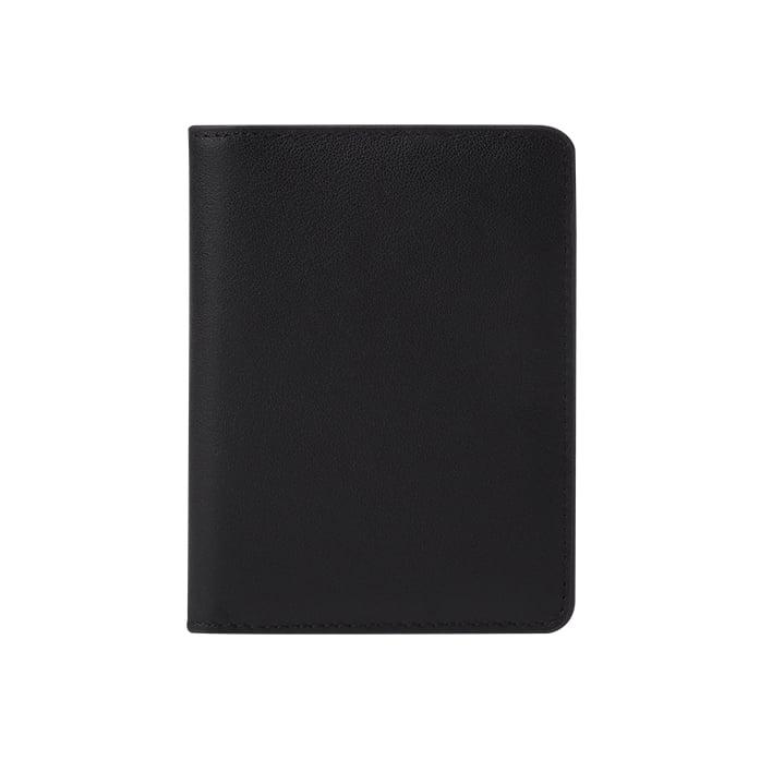 Compact Wallet- Black