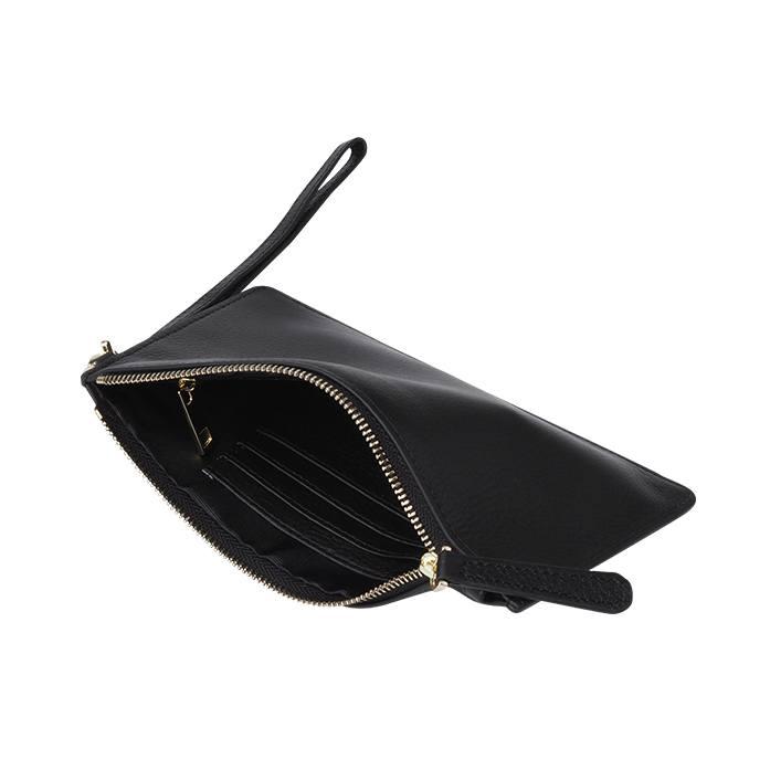Small Classic Pouch- Black