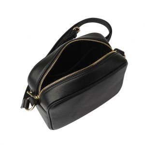 Cross Body Bag- Black