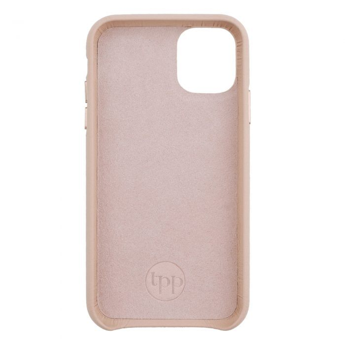 iPhone 11 Letter Strap Case- Nuud