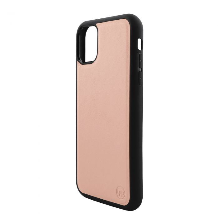 iPhone 11 Nappa Leather Case - Nuud