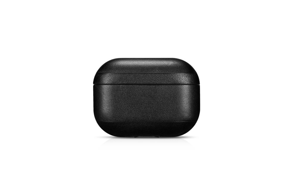 Airpods Pro Leather Case Black The Personal Print