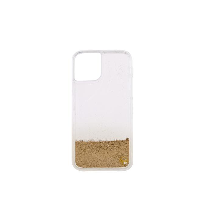 iPhone 11 Pro Glitter Case - Gold