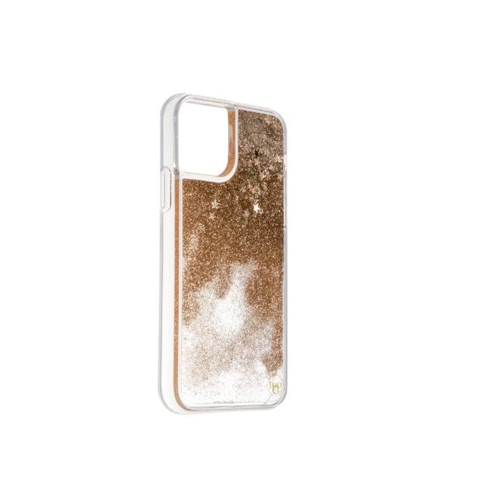 iPhone 11 Glitter Case - Gold