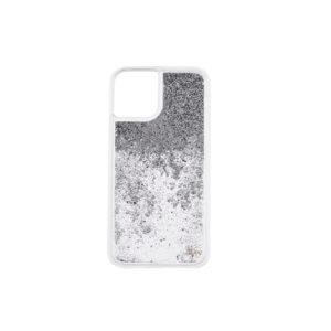iPhone 11 Glitter Case - Silver