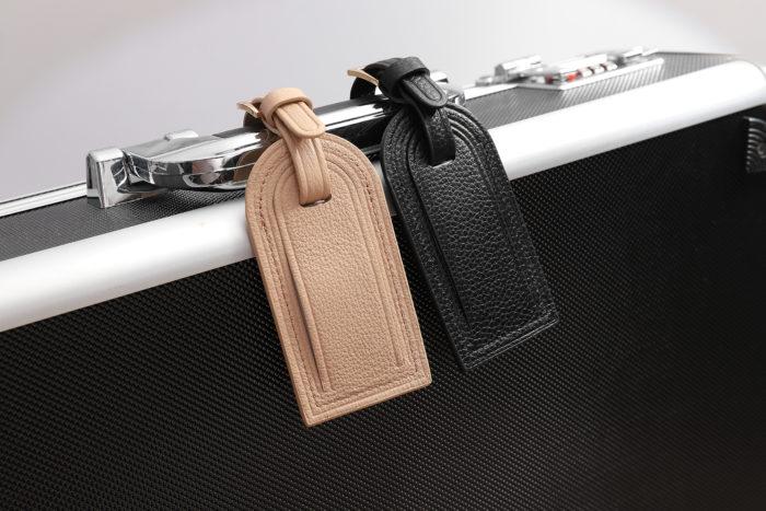 Luggage Tag- Black