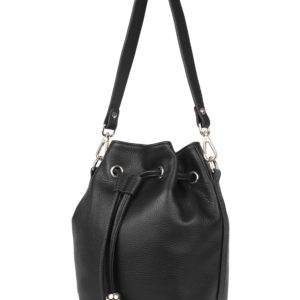 Bucket Bag- Black