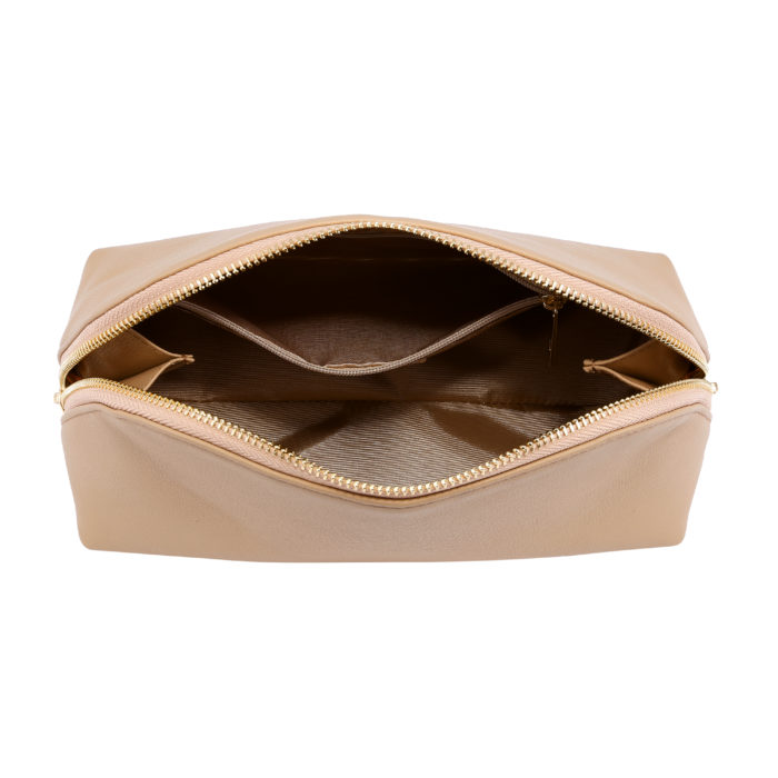 Cosmetic Case Large- Nude