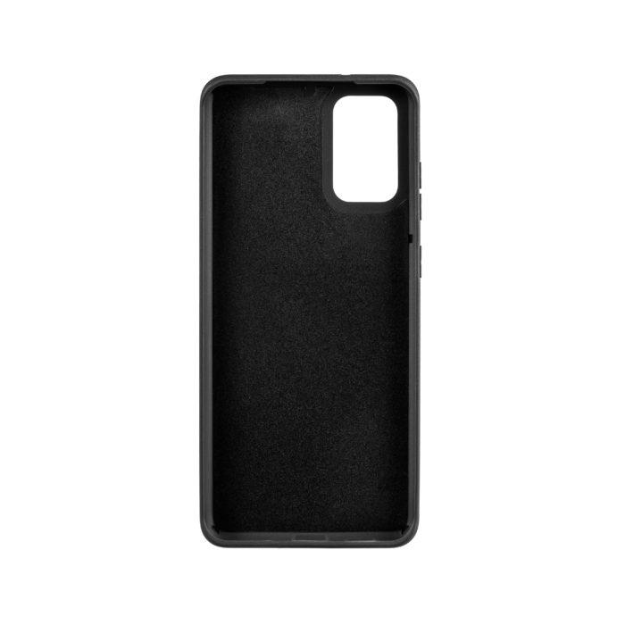 Samsung S20 Plus Nappa Leather Case - Black