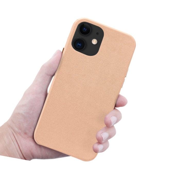iPhone 12 Full Wrap Case - Nude