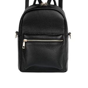 Mini Backpack- Black