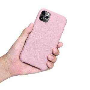 iPhone 11 Pro Max Full Wrap Case - Grain Pink