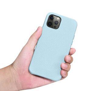 iPhone 12 Pro Max Full Wrap Case - Grain Aqua