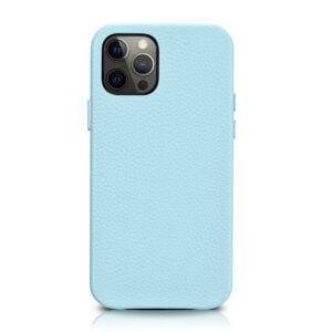 iPhone 12 Pro Full Wrap Case - Grain Aqua