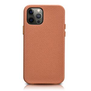 iPhone 12 Pro Max Full Wrap Case - Grain Brown