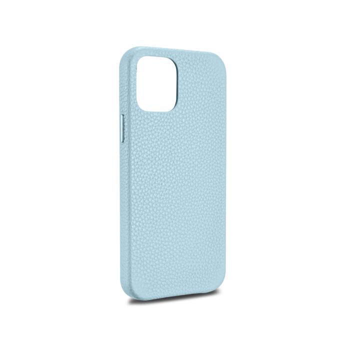 iPhone 12 Full Wrap Case - Grain Aqua