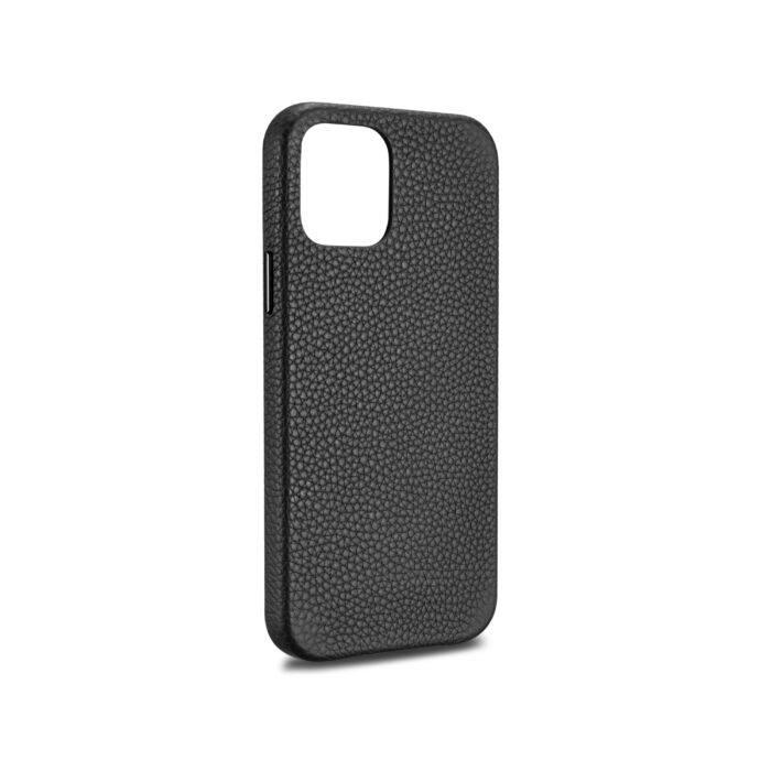 iPhone 12 Full Wrap Case - Grain Black