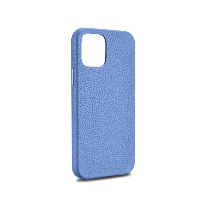 iPhone 12 Full Wrap Case - Grain Blue