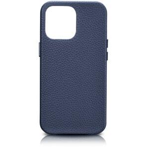 iPhone 13 Pro Max Full Wrap Case - Grain Navy Blue